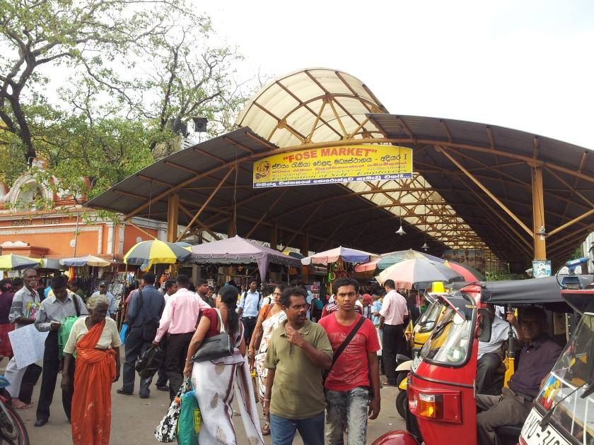 FOSE Market, Colombo