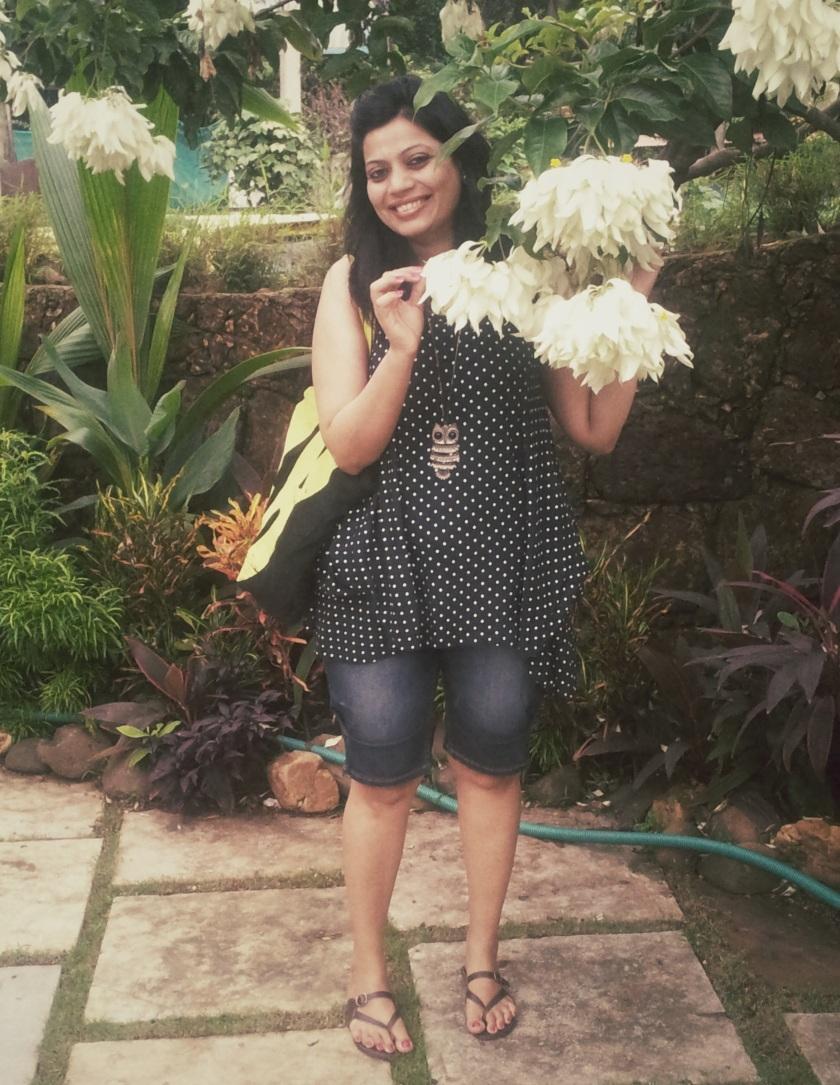 goa flowers
